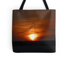 Lone Stalk Tote Bag