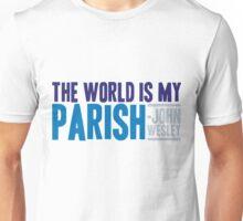 The World is My Parish Unisex T-Shirt
