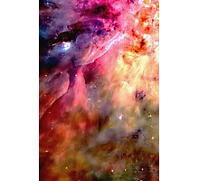 Colorful space Photographic Print