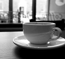 Coffee Cups  by AlexaMountPhoto