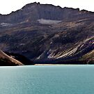 Bow Lake (1) by Jann Ashworth