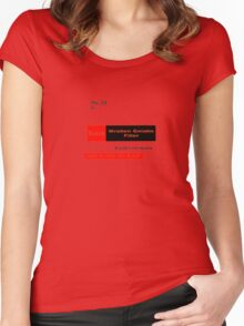 Kodak No. 25 A Women's Fitted Scoop T-Shirt