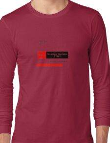 Kodak No. 25 A Long Sleeve T-Shirt