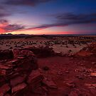 Citadel Sunset by DawsonImages