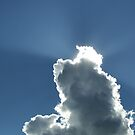 Cloud... free State, South Africa by Qnita