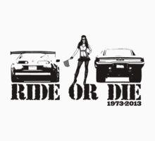 Ride or Die Kids Clothes