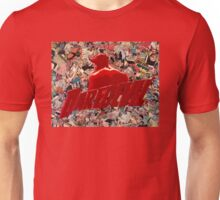 Daredevil - Comic Book Collage T-Shirt Unisex T-Shirt