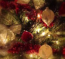 We Wish You A Merry Christmas by Wanda Raines