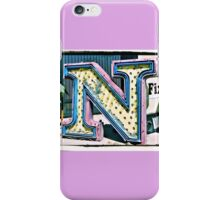 The Letter N iPhone Case/Skin