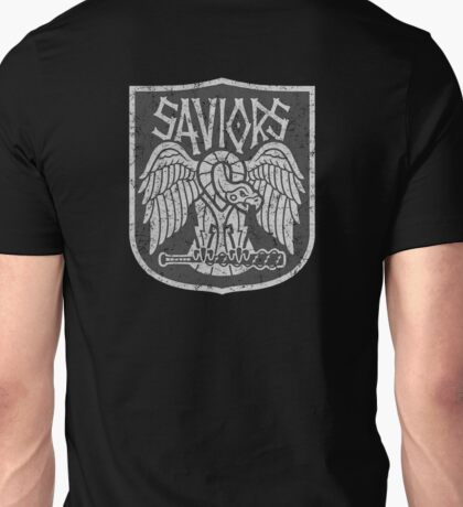 TRhe Walking Dead Factions:  Saviors Unisex T-Shirt