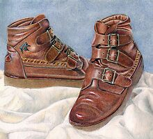 My  Old Boots by Valentina Gatewood
