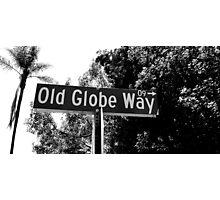 Way Of The Elder Globes. Photographic Print