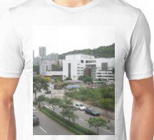 an incredible Macau landscape Unisex T-Shirt