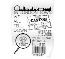 Castor Rhyme  Poster