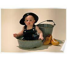 Little Dutch Boy Poster