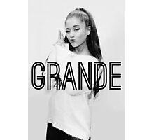 Ariana Grande, Grande Design Photographic Print