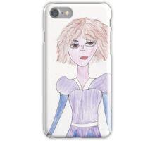 Irene Alder-Sherlock Holmes iPhone Case/Skin