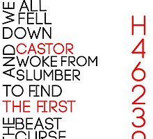 Castor Rhyme 3 by kasia793