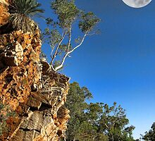 Ellery big hole Alice Springs N.T. by Ausgirl60