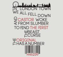 Castor Rhyme 2  T-Shirt
