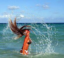 aquawoman hairsplash 12 by aquamotion