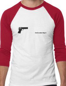 silencer [reloaded] Men's Baseball ¾ T-Shirt