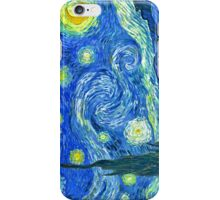 Van Gogh - Starry Night iPhone Case/Skin