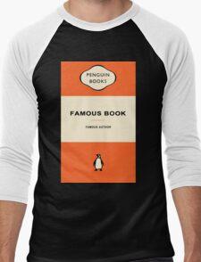 Penguin Books Men's Baseball ¾ T-Shirt