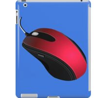 RED MOUSE iPad Case/Skin