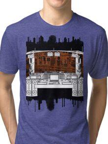 Sound Suite Orange Tri-blend T-Shirt