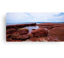 Bar Beach,NSW Canvas Print