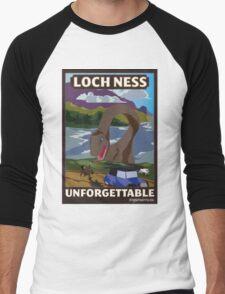 Visit Loch Ness - Brown T-Shirt