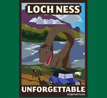 Visit Loch Ness - Brown Unisex T-Shirt