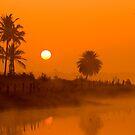 sunrise again by Dinni H