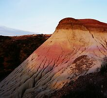 Hallett Cove Sugarloaf  by Paula McManus