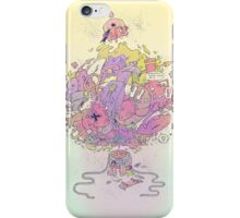 Brain Puke iPhone Case/Skin