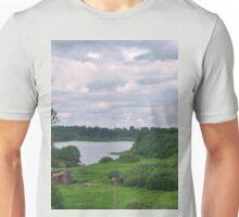 an amazing Russia landscape Unisex T-Shirt
