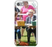 Being judged iPhone Case/Skin