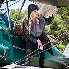 Flygirl Jacqui by Greg Desiatov