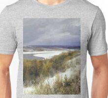 a stunning Russia landscape Unisex T-Shirt