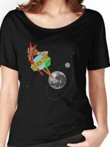 Moon-Moon Women's Relaxed Fit T-Shirt