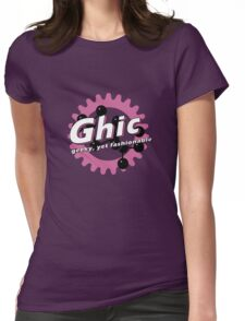 Ghic - geeky, yet fashionable Womens Fitted T-Shirt