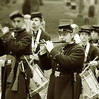 Drum and Fife Civil War by andytechie