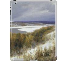 a stunning Russia landscape iPad Case/Skin