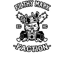 Filthy Mark Faction Full Metal  Photographic Print