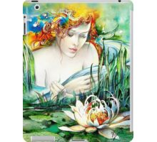 Angel and Lily iPad Case/Skin