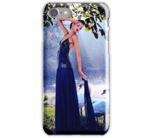Haute Couture High Fashion Fine Art Print iPhone Case/Skin
