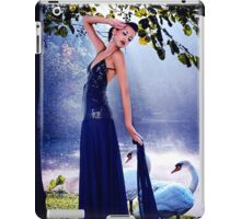 Haute Couture High Fashion Fine Art Print iPad Case/Skin