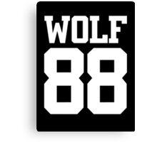 EXO Wolf 1 Canvas Print