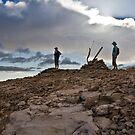 White Peak Summit - Geraldton WA by Naomi Brooks